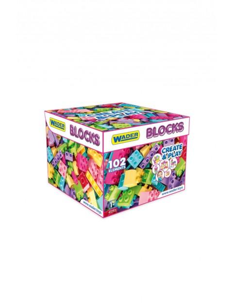 Klocki Blocks CREATE&PLAY 102el 3Y36DR