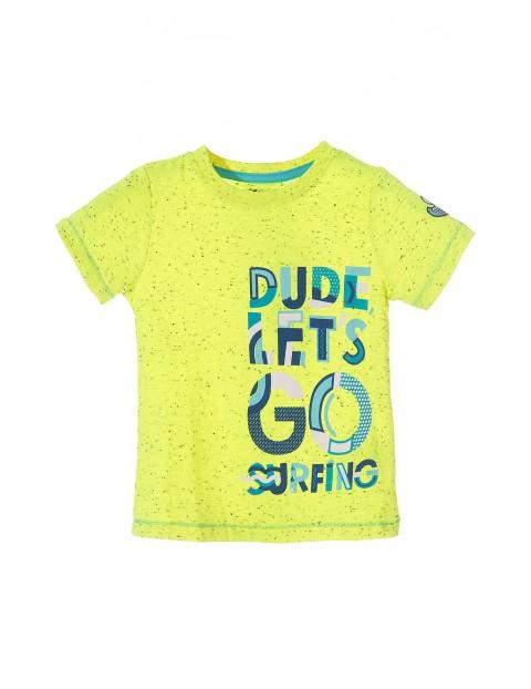 T-shirt chłopięcy 1I3459