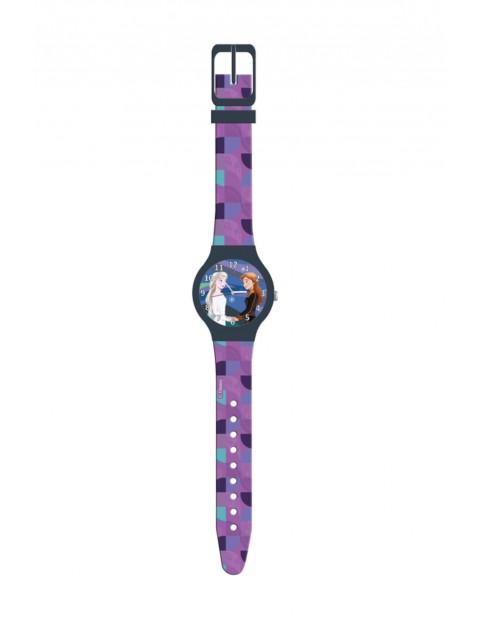 Zegarek analogowy w puszce FROZEN II