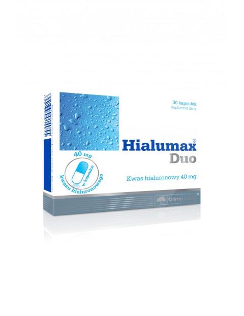 Hialumax Duo 30 kaps - blistry - 30 tabletek