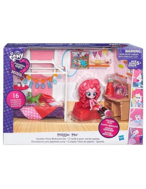 HASBRO MLP EG Mini piżam owe party PinkiePie