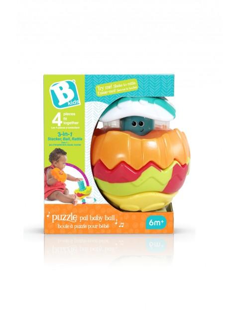 Piłka puzzle B-kids 6msc+
