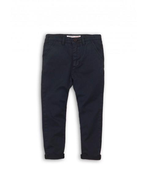 Spodnie chłopięce chinosy 1L35AJ
