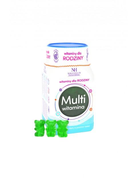 Multiwitamina - Witaminy dla Rodziny 60szt