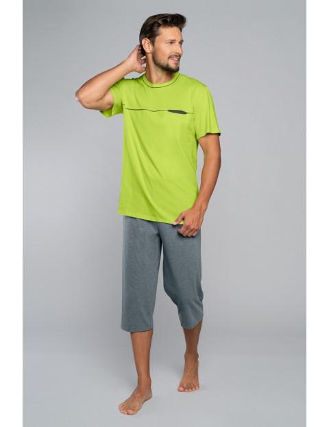 Dwuczęściowa piżama męska Italian Fashion