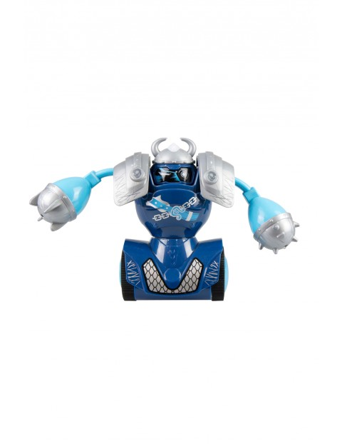 Kombat robot Viking, zestaw treningowy niebieski - Reklama TV