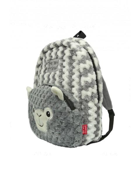 Plecak pluszowy Lama wiek 2+