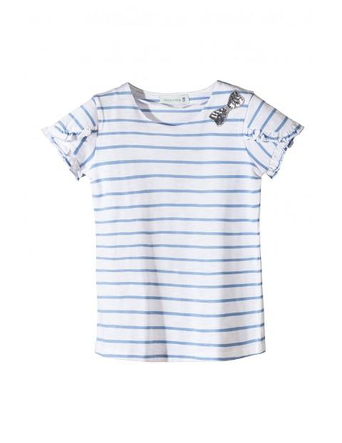 T-shirt dziewczęcy 3I3416