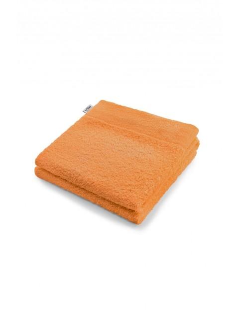 Ręcznik bawełniany AmeliaHome pomarańczowy - 70x140cm