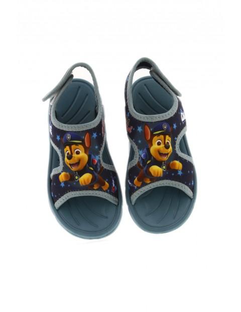 Sandały dla chłopca- Psi Patrol