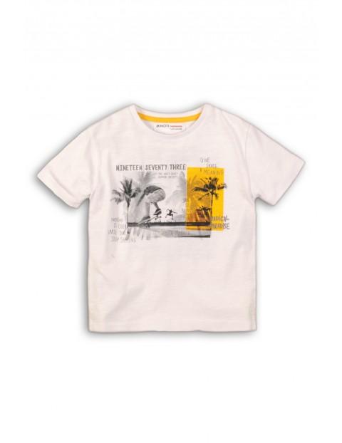 Koszulka chłopięca bawełniana skate