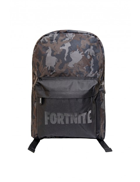 Plecak Fortnite czarny- moro