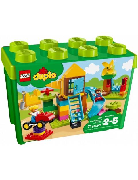 Klocki Lego DUPLO Duży plac zabaw