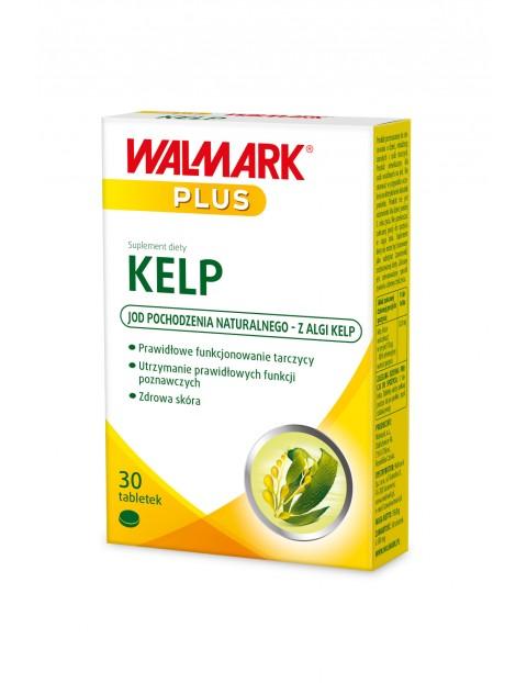 Kelp - suplement diety - układ nerwowy i tarczyca - 30 tabletek