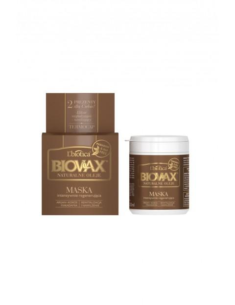 BIOVAX ARGA maseczka do włosów 250ml