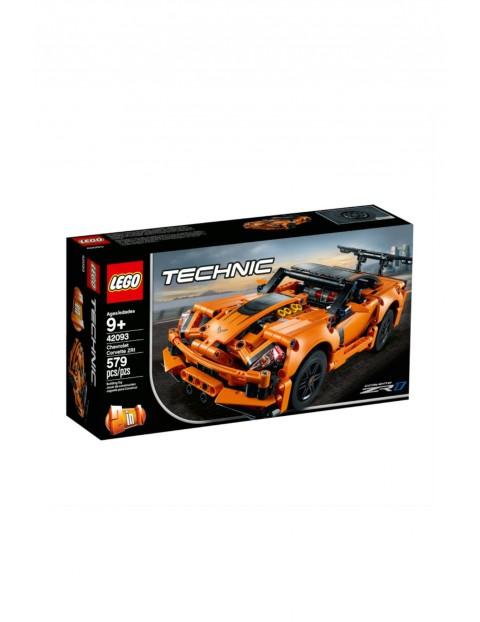 LEGO® Technic 42093 Chevrolet Corvette ZR1 - 579 elementy wiek 9+