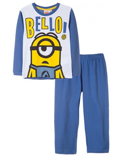 Piżama chłopięca Minionki 1W35A1