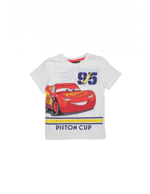 T-shirt chłopięcy Cars