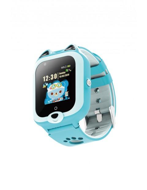 Smartwatch Garett Kids Funky 4G - niebieski