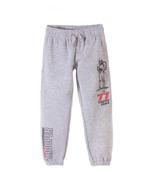 Spodnie dresowe chłopięce 2M33A3