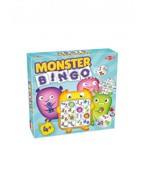 Gra planszowa Monster Bingo wiek 4+