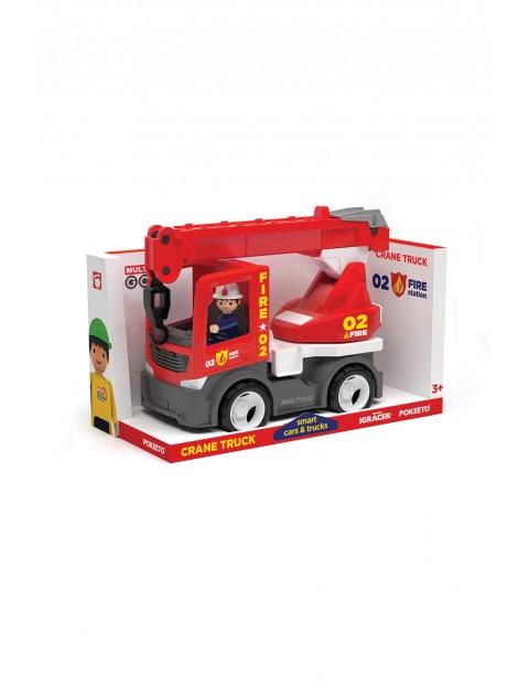 Dźwig ze strażakiem- Multigo Fire 3+