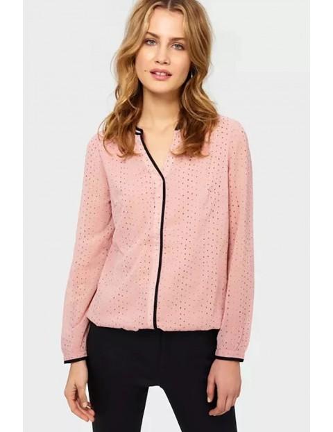 Koszula damska - różowa