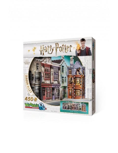Wrebbit 3d puzzle Harry Potter Diagonal Alley 450 elementów