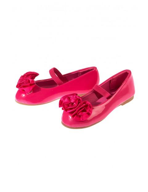 Buty dla dziewczynki-baleriny