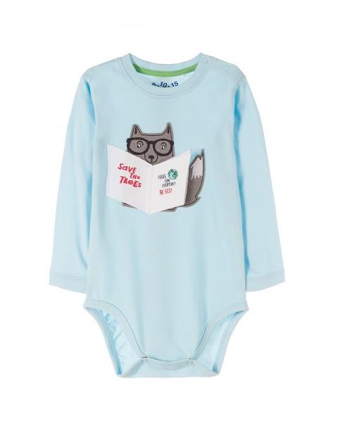 Body niemowlęce 100% bawełna