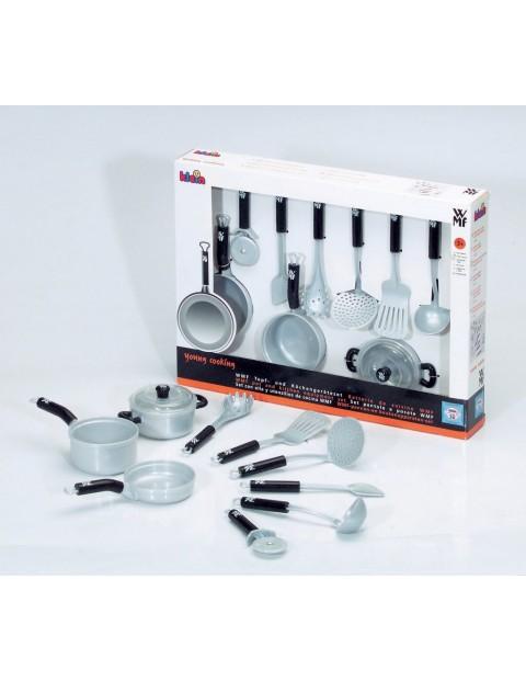 Zestaw naczyń i akcesoriów kuchennych