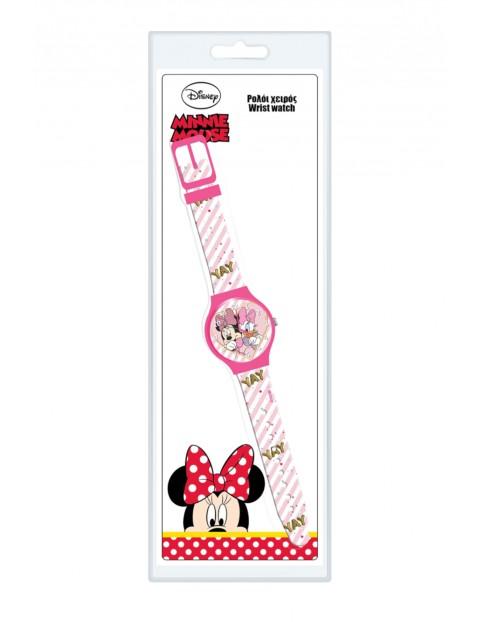 Zegarek analogowy Minnie