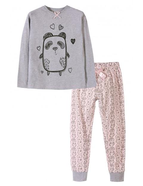 Pidżama dziewczęca 4W3313