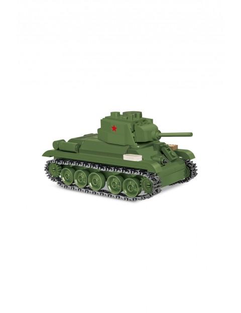 Klocki Cobi Czołg T-34 - 258 klocków wiek 6+
