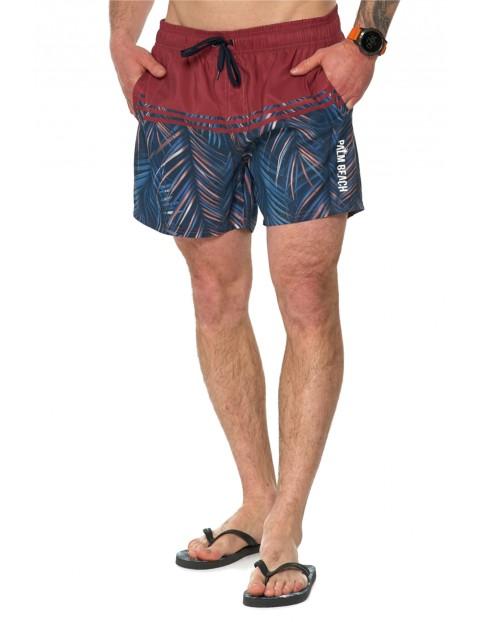Szorty kąpielowe męskie - Palm Beach