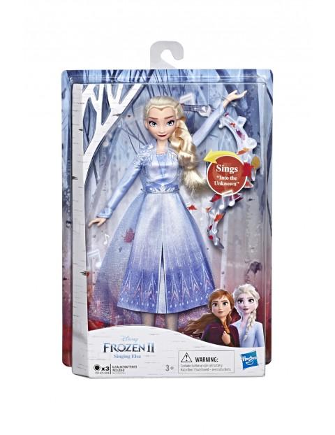 Śpiewająca Lalka Elsa Kraina Lodu 3+