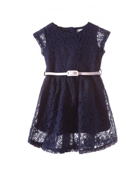 Sukienka dziewczęca 3K3410