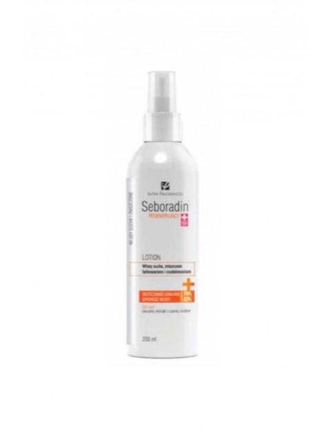 Seboradin Regenerujący lotion włosy suche i farbowane - 200ml