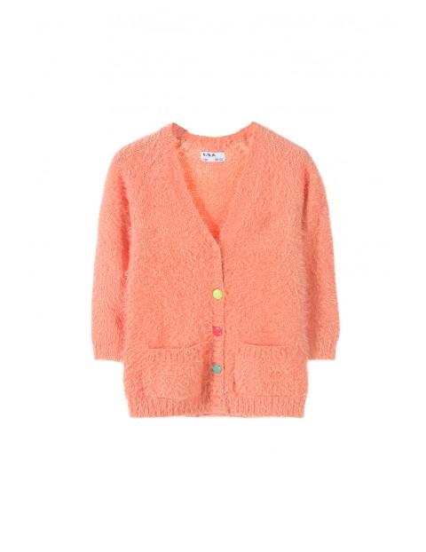 Sweter dziewczęcy 3C3303