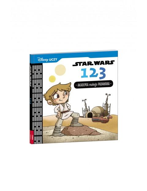 Disney uczy - Star Wars 1, 2, 3- Akademia małego padawana