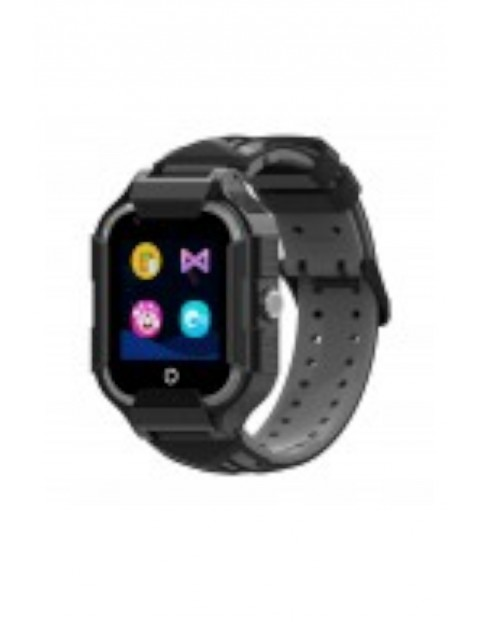Smartwatch Garett Kids Neon 4G - czarny