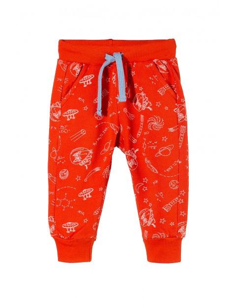 Spodnie dresowe dla niemowlaka 5M3529