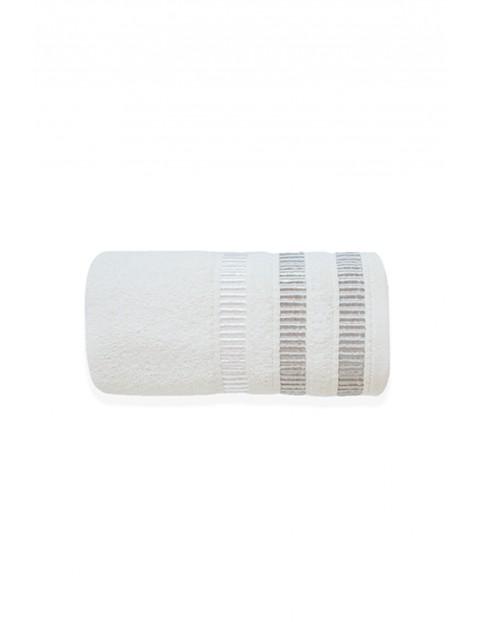 Ręcznik SAGITTA Mleczna pianka 30X50cm 2-pak