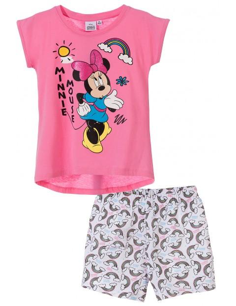 Pidżama dziewczęca Myszka Minnie 3W34AG
