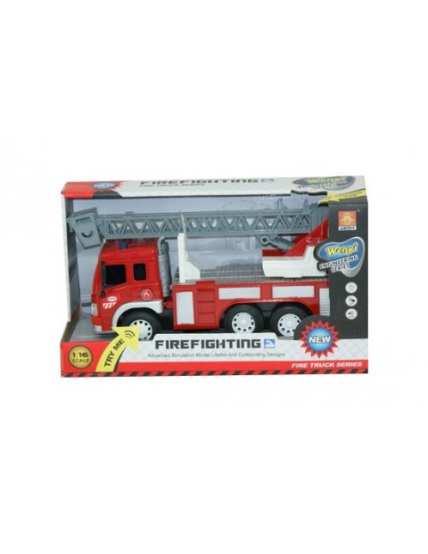 Straż Pożarna z dźwiękiem i światłem