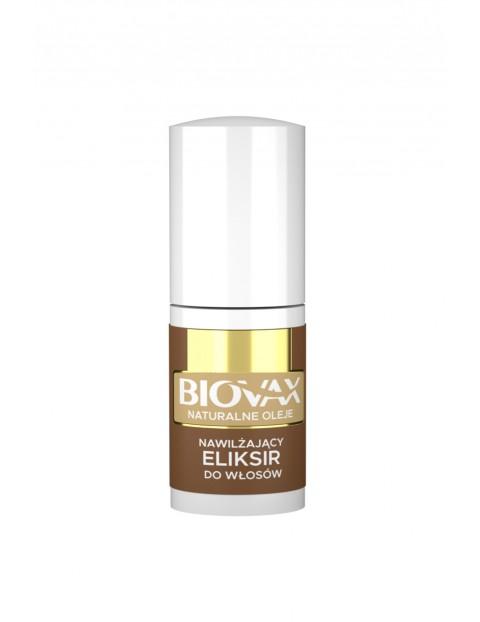 Biovax ARGAN, MAKADAMIA, KOKOS eliksir do włosów 15ml