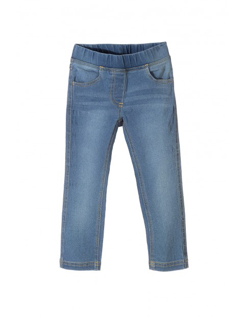 Spodnie dziewczęce 3L3304