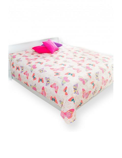 Narzuta na łóżko Magic motyle 150x200cm