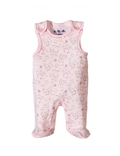 Śpiochy niemowlęce 100% bawełna 5W3508