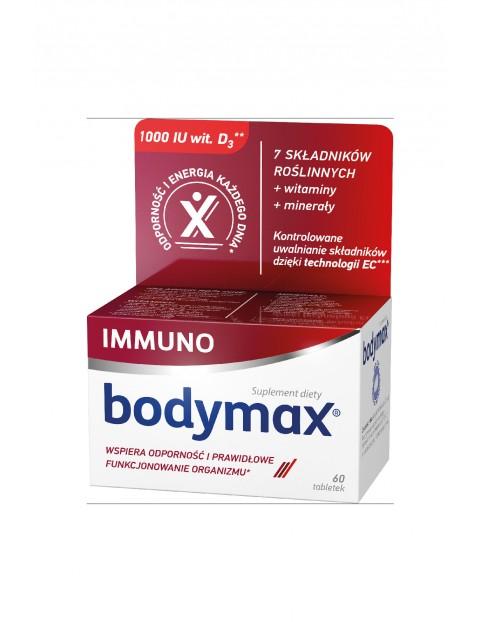 Bodymax IMMUNO dla wzmocnienia odporności 60 tabletek